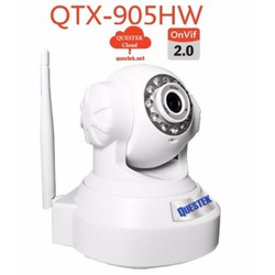 Camera IP hồng ngoại không dây QUESTEK QTX-905HW