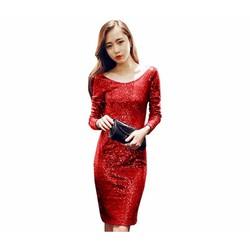 Đầm kim sa cao cấp