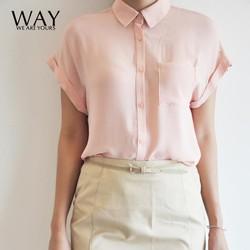 Chân váy công sở thời trang Hàn Quốc