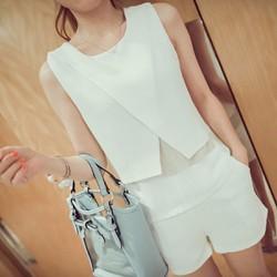 Jumpsuit short thời trang sành điệu