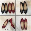 Giày gót vuông 3P 1010