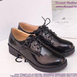 Giày oxford da bóng cho bạn gái tự tin sành điệu GUBB166