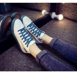 Giày nữ cổ cao Hàn Quốc phong cách Bomdo - BGT89
