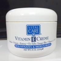 Kem dưỡng ẩm Vitamin E Vital Care Vitamin E Cream