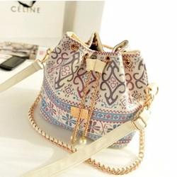 Túi đeo dây rút phong cách Hàn Quốc MSP:TX166