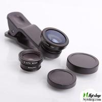 Ống Lens Camera Điện Thoại 3 In 1-001