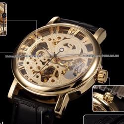 Đồng hồ SEWOR CƠ dây da chạy TỰ ĐỘNG SE686