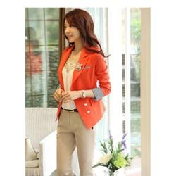 áo khoác vest nữ công sở Hàn quốc AKVN52