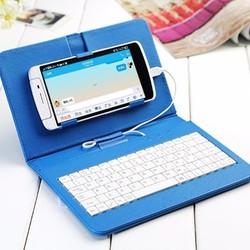 Bao da kiềm bàn phím mini dành cho tablet 7inch