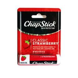 Son dưỡng môi Chapstick Classic Strawberry