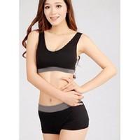 Bộ quần áo tâp thể dục thẩm mỹ TM030