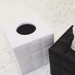 Hộp đựng khăn giấy vuông