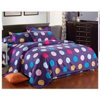 bộ ga giường bóng xanh 160x200