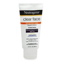 Kem chống nắng cho mặt Neutrogena Clear Face - TTShop
