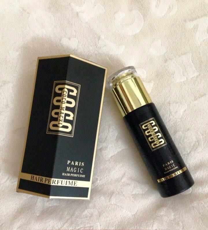 Tinh dầu dưỡng tóc Coco hương nước hoa Pháp 1