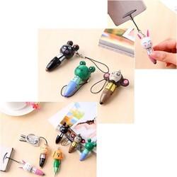 Bút bi kiểu móc khóa hoạt hình RTPB-23BUT008