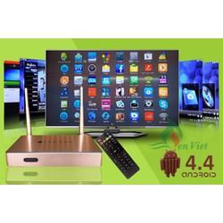 Android TV Box Q9 biến mọi tivi thường thành tivi thông minh