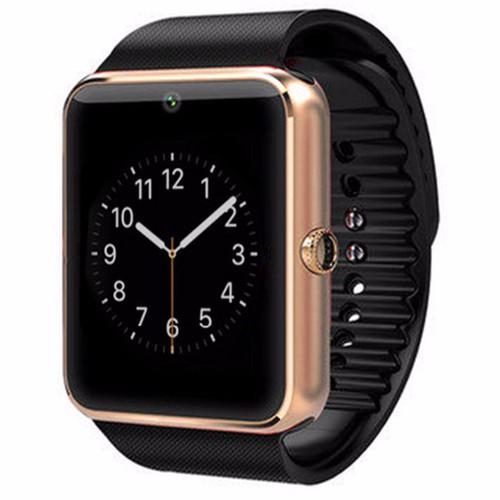 Đồng hồ thông minh Smartwatch GT08 - Đen phối vàng - 3914112 , 2977867 , 15_2977867 , 262000 , Dong-ho-thong-minh-Smartwatch-GT08-Den-phoi-vang-15_2977867 , sendo.vn , Đồng hồ thông minh Smartwatch GT08 - Đen phối vàng