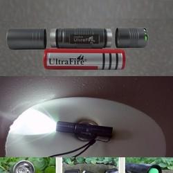 Đèn pin siêu sáng mini S5
