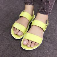 Giày sandals quai ngang SDQN09