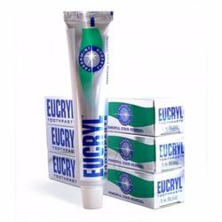 Kem làm trắng răng EUCRYL TOOTHPASTE