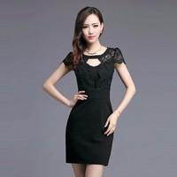 Đầm Ren có size XXL: Yong Ki Quyến Rũ - TP869195