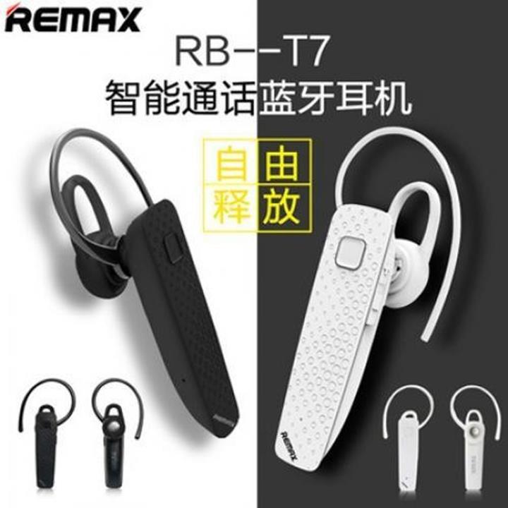 Tai Nghe Bluetooth Remax T7 Chính Hãng Cao Cấp 6