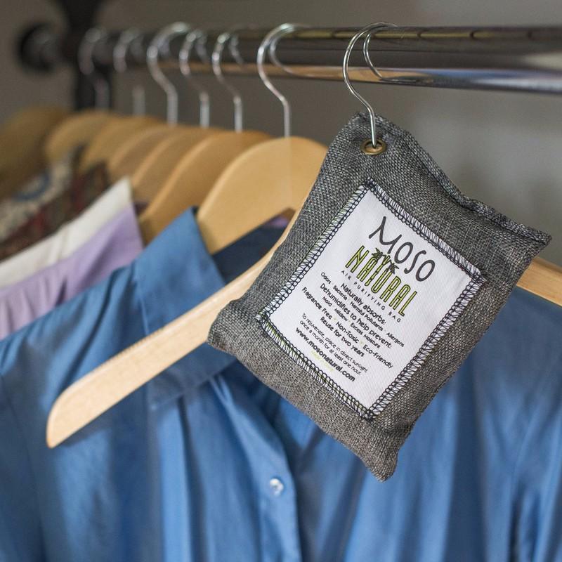 Túi than hoạt tính khử mùi không khí Moso Natural Air Purifying. 2