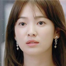 Bông tai Moonlight Song Hye Kyo Hậu Duệ Mặt Trời