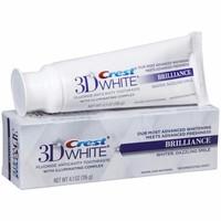 Kem Đánh Răng 3D Crest White Brilliance