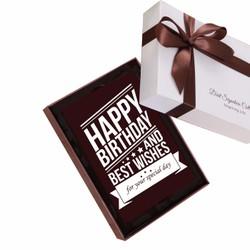 quà tặng sinh nhật BIR10 - Dart Chocolate