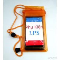 Túi chống nước cho điện thoại - Màu Cam