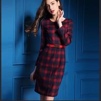 Đầm vải hoạ tiết