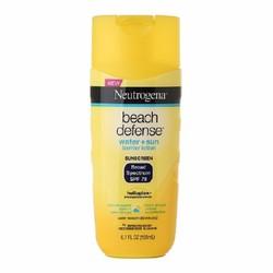 Kem chống nắng Neutrogena Beach Defense SPF 70 dạng lotion