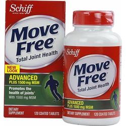 Viên uống bổ khớp Move Free Schiff 120 viên