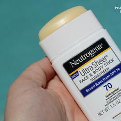 Kem chống nắng Neutrogena mặt và toàn thân SPF 70