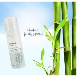 Xịt khoáng Bamboo Water Sebum Absorbing Moisture Mist The Face Shop
