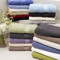 Bộ khăn khách sạn cao cấp xuất khẩu Phong Phú Cotton