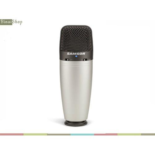 Micro thu âm chuyên nghiệp  Samson c03