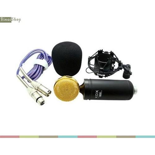 Microphone condenser XOX M20