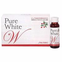Shiseido Pure White – Nước uống trắng da, trị nám, xóa mờ vết thâm