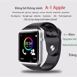 Đồng hồ thông minh A-1 Apple Tặng kèm thẻ nhớ 8Gb