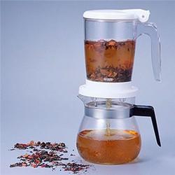 Bình pha trà, cà phê thông minh size lớn - Thương hiệu Happy