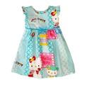 Đầm katê Burberry cho bé từ 1-6 tuổi