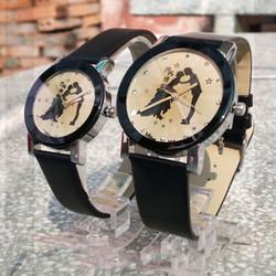 Đồng hồ cặp Msek - quà tặng tình yêu ý nghĩa