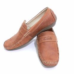 Giày công sở mọi nam - Nâu