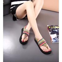 giày sandal đế bằng Mã: GC0090 - SỌC