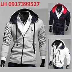 áo khoác nam cá tính trẻ trung Y162090