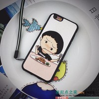 ỐP LƯNG HÌNH Maruko CHO iPhone 5