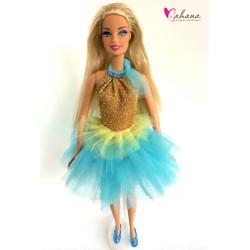 Thanh lý búp bê barbie chính hãng